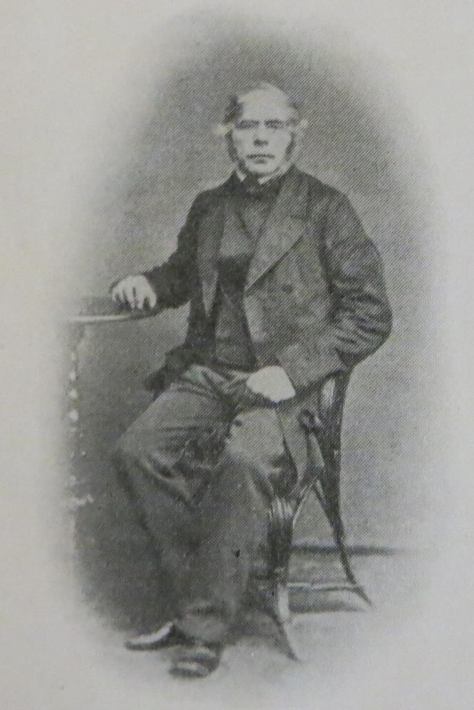 Møller Hans Joachim Fogh. Foto: Ukendt.