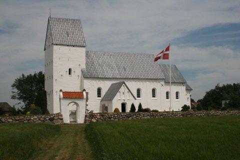 Jernved Kirke. Foto: Kristian Iversen.