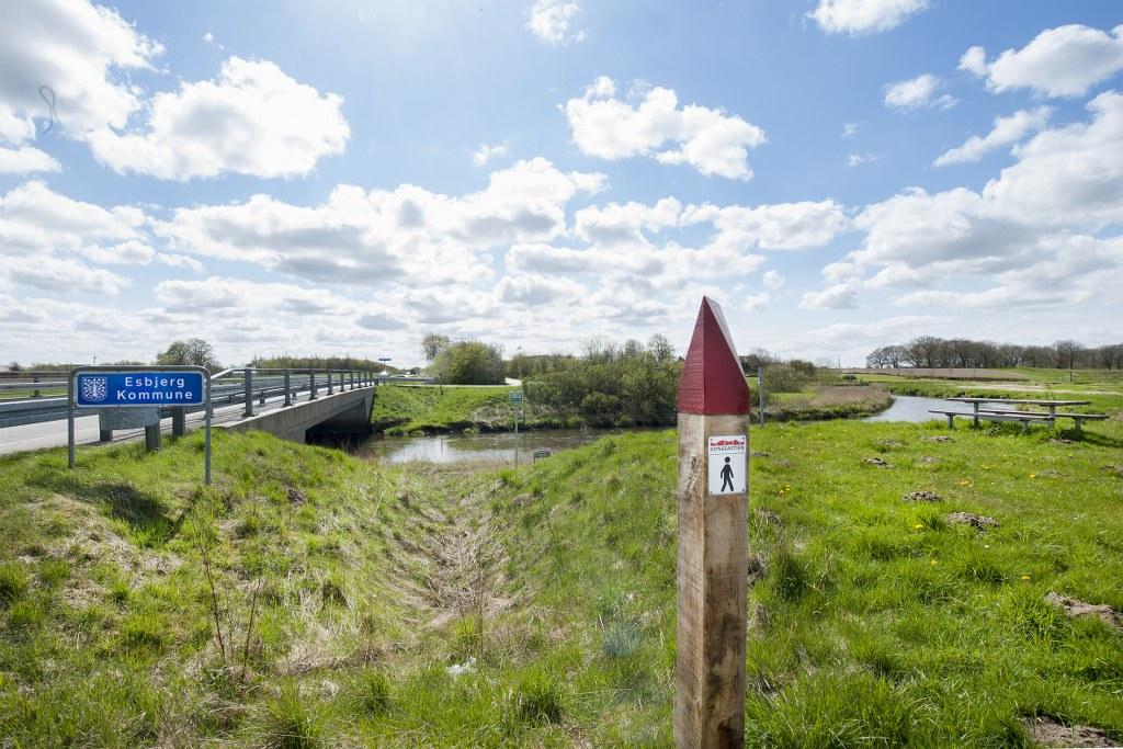 Villebøl Bro i dag. Foto: Torben Meyer.